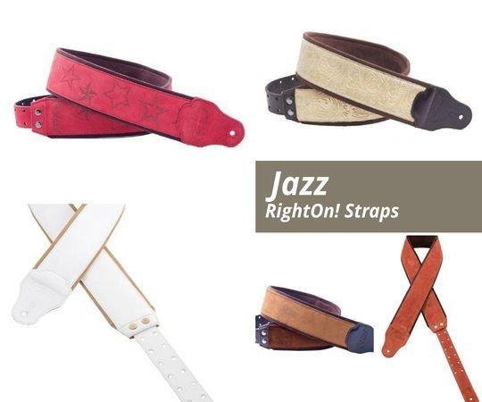 Curele pentru chitara Jazz