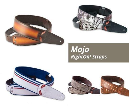 Curele pentru chitara Mojo