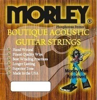 Corzi chitara acustica Morley