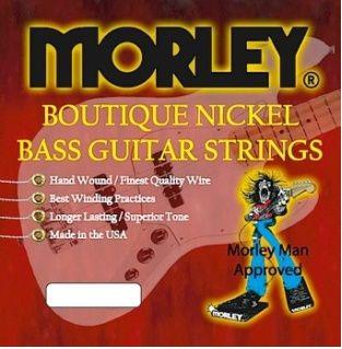 Corzi chitara bass Morley