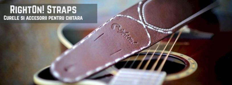 Curele pentru chitara si accesorii RightOn Straps